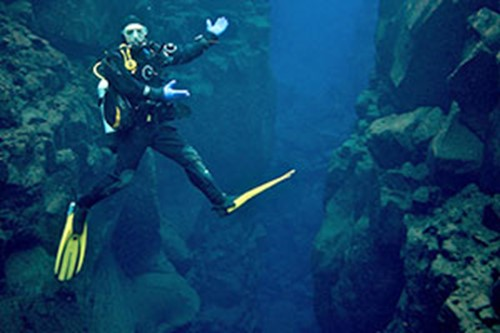 Diving Tours Iceland
