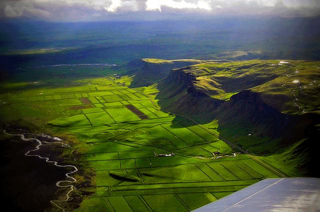 冰岛高地 - 兰德曼纳劳卡高地等胜地 | 飞机团
