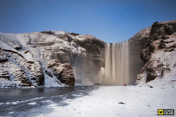 Skogafoss - One of the pearls of the south coast