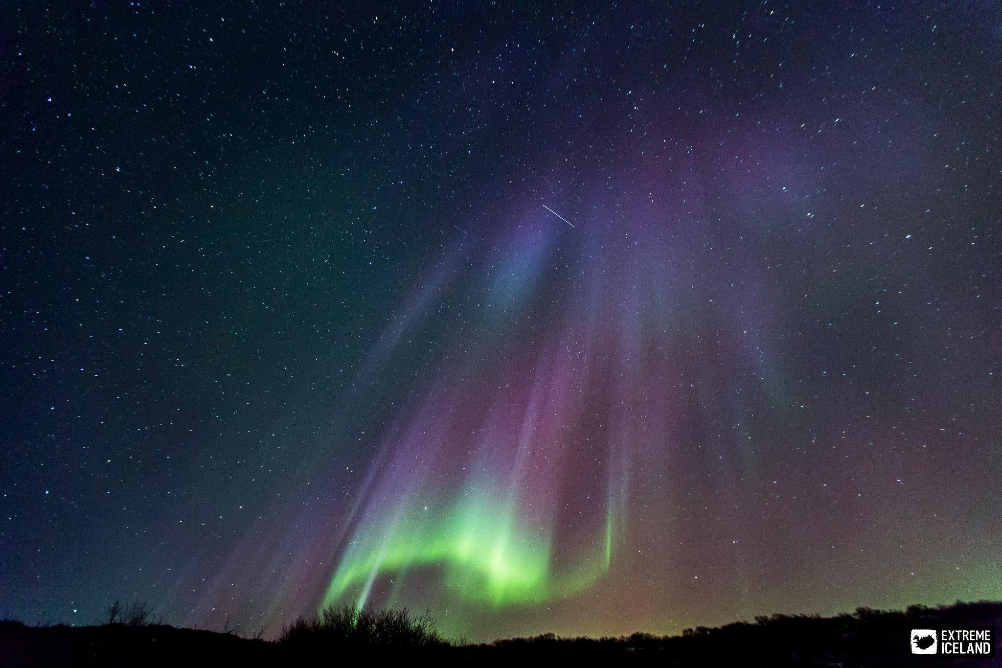 极光奇妙夜 | 冰岛极光团 | 极光寻觅之旅 | 雷克雅未克出发的极光团