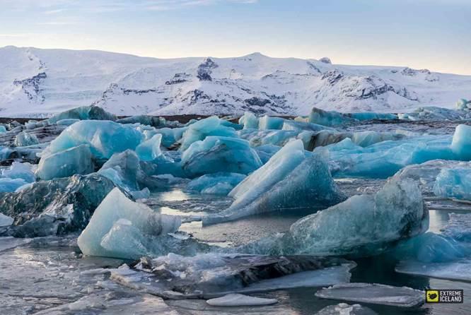 杰古沙龙冰湖,冰岛南岸,2日团,冰岛夏季团