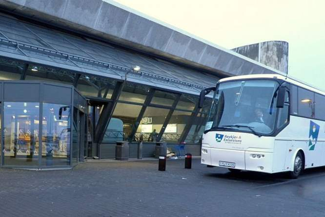 flybus airport transfer iceland