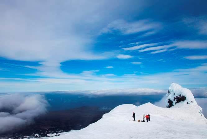 斯奈山冰川徒步,雷克雅未克出发,深度冰川徒步游,1日游,自驾汇合