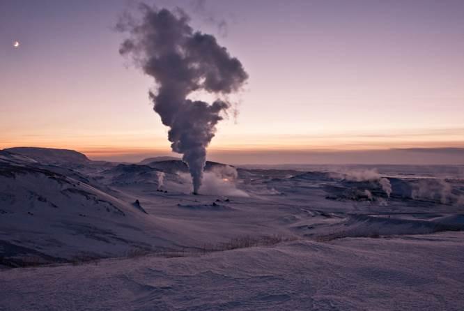 米湖经典游 - 冰岛北部 - 迷你小巴团