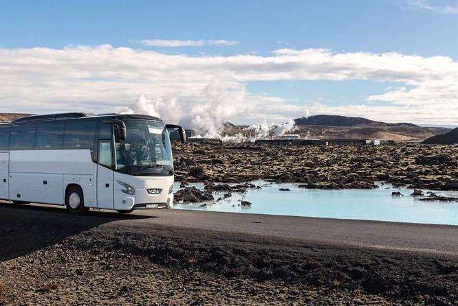 蓝湖大巴,冰岛蓝湖,机场大巴,雷克雅未克国际机场大巴,凯夫拉维克机场