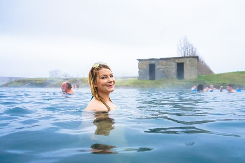 Exotic Bathing Tours Iceland