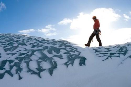 自驾汇合冰川徒步