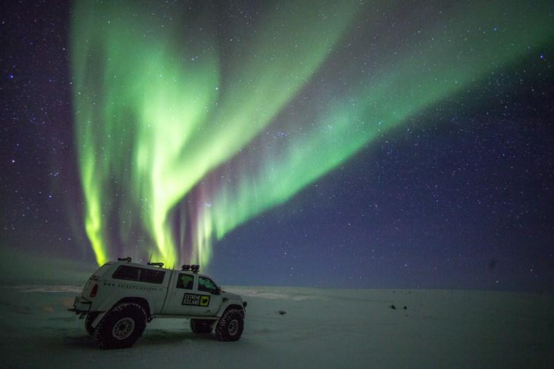 冰岛最全极光攻略