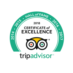 trip advisor's hall of fame