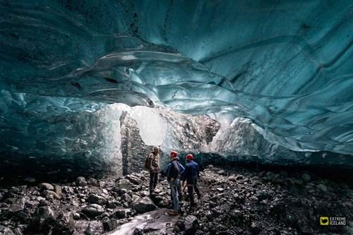 杰古沙龙冰湖与冰洞探秘 – 冰岛南岸2日