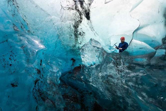 杰古沙龙冰湖与冰洞探秘 – 冰岛南岸